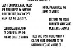 Subjective Morality